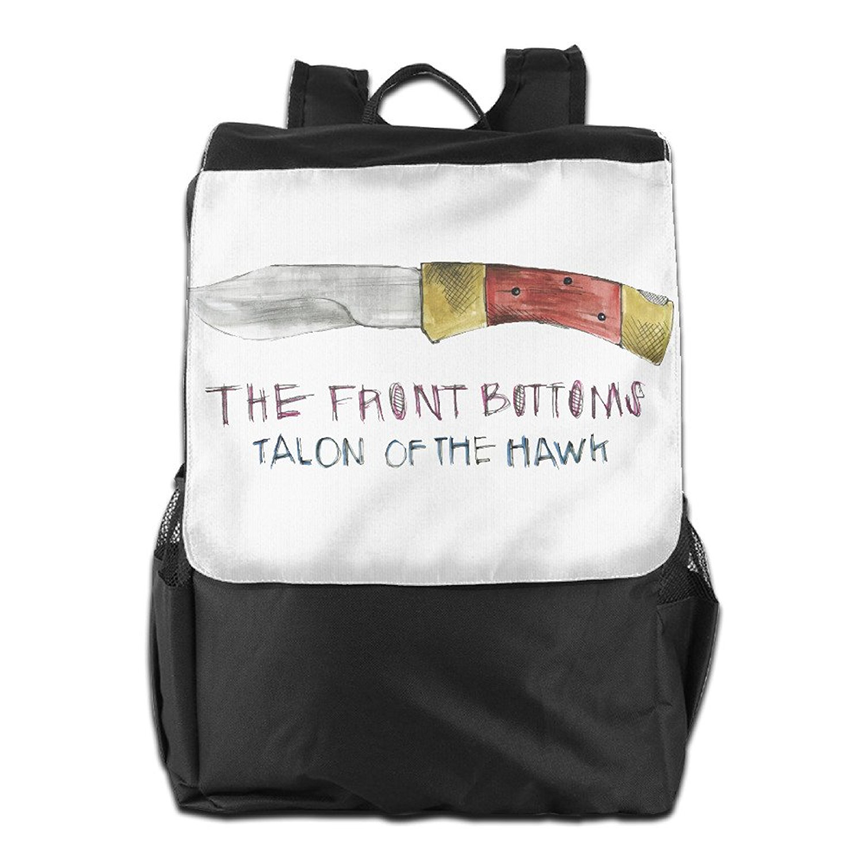 Front Bottoms Talon Of The Hawk Daypack Travel Backpack For Men Women Boy Girl