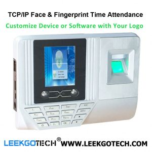 Factory Wholesale Cheap TCP IP USB biometric 3d face scanner for time tracking system