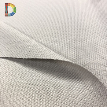100% recycled plastic fabric / polyester sport stretch  fabric