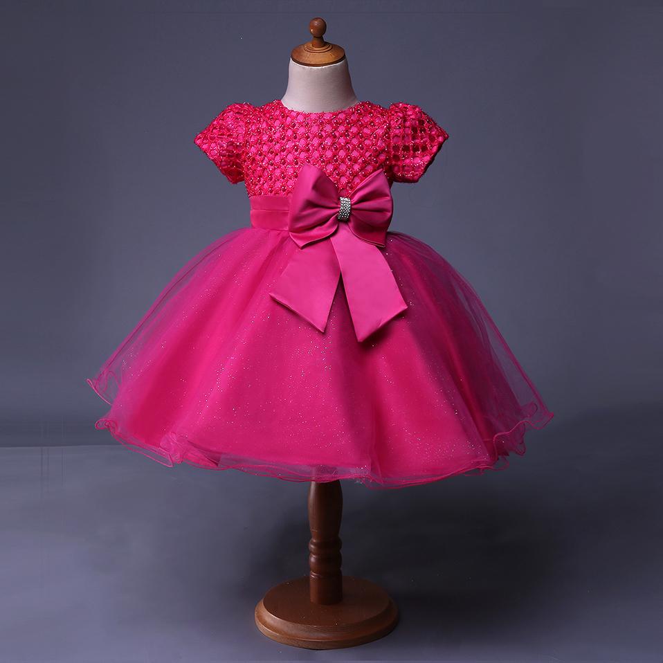 Ropa al por mayor niños desfile de moda formal tropical vestidos de ...