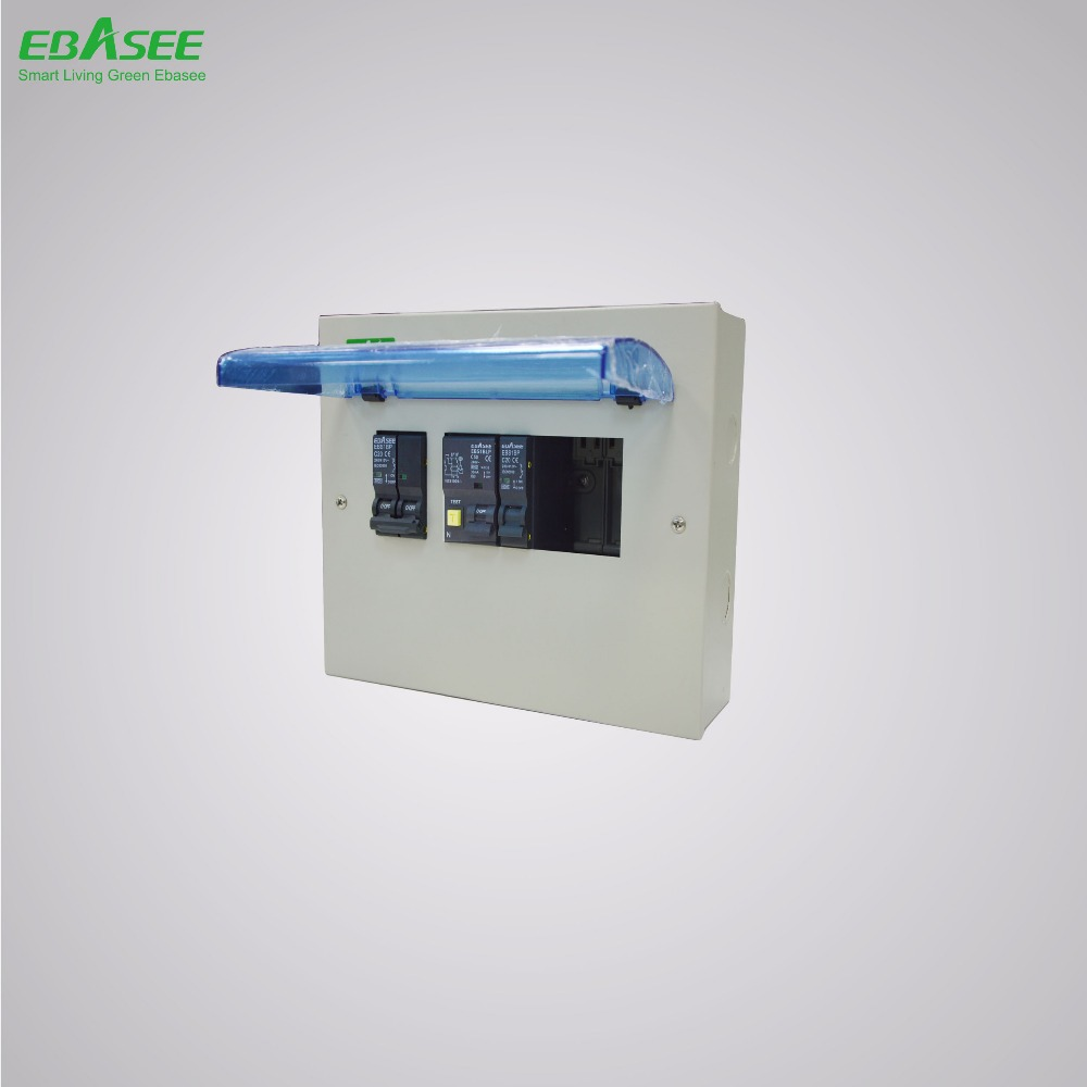 mcb type metal distribution box