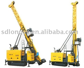 Full hydraulic core drilling rig