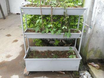 Xy131041handicraft Big Flower Planter Garden Decorative Plant Box
