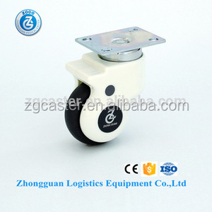 zogo 4913-11G 3 inch caster wheels medical caster 80mm