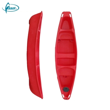 Any colors pedal polyethylene paddle canoe cheap 2 person kayak sale for fishing bays lakes