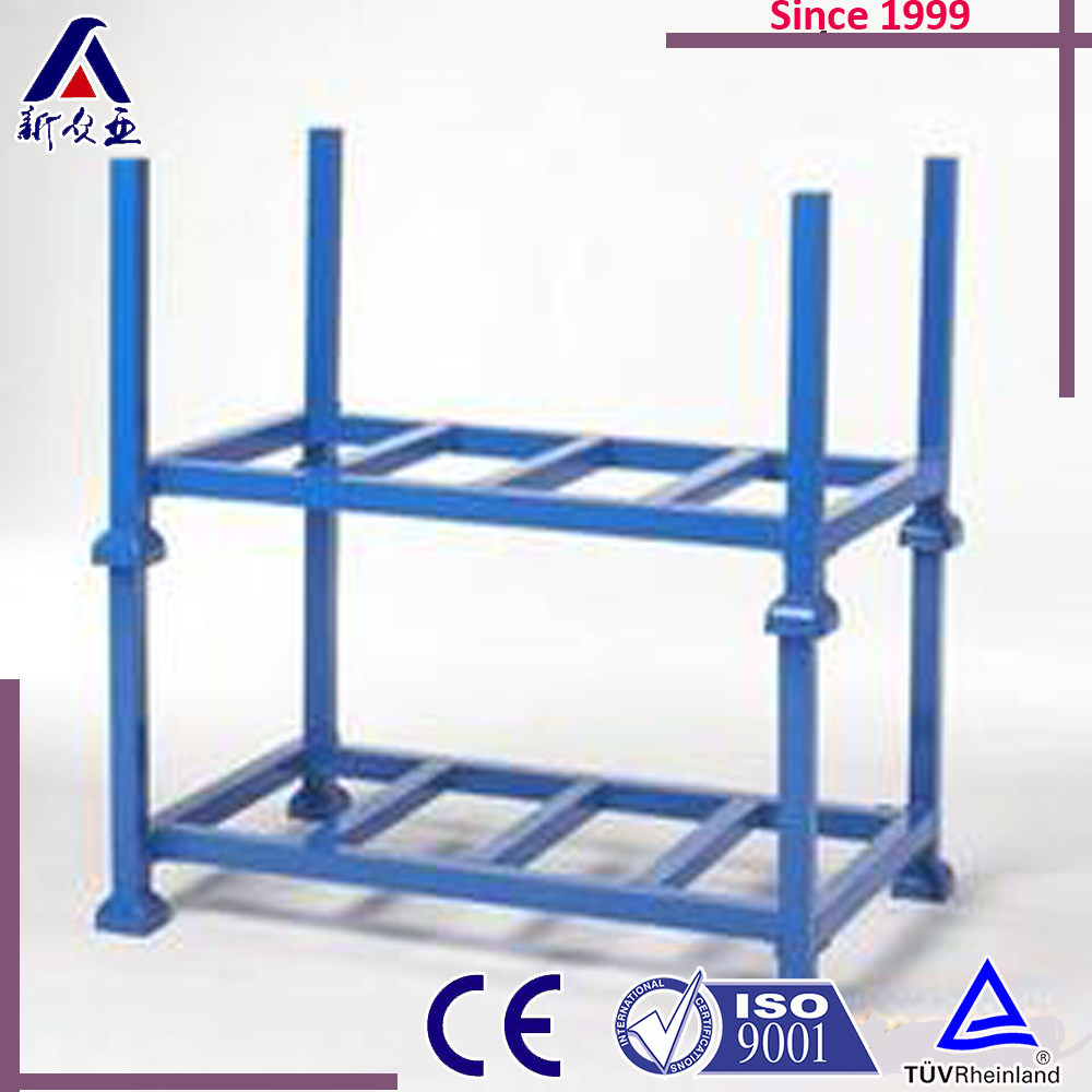 2016 New Warehouse Pallet Stacking Warehouse Tire Storage Stacking ...
