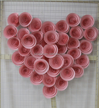 Cheap small size paper flower for wedding decoration buy birthday cheap small size paper flower for wedding decoration junglespirit Image collections