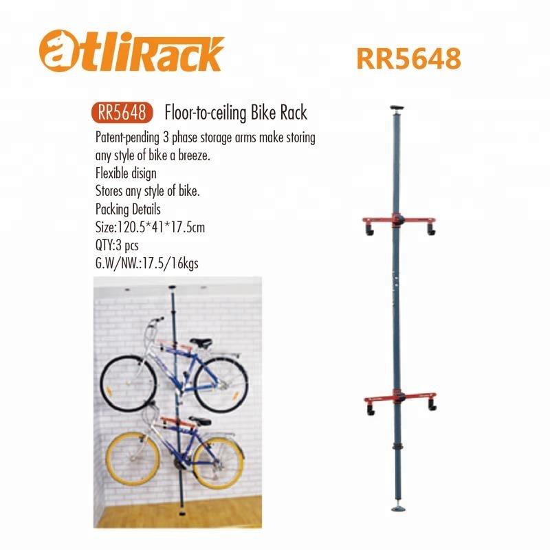 Atli Floor To Ceiling Bike Storage
