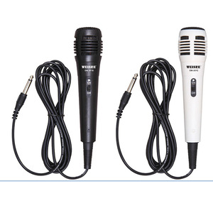 Professional Baby Microphone Wired Dynamic Handheld Microphone Karaoke DM-301