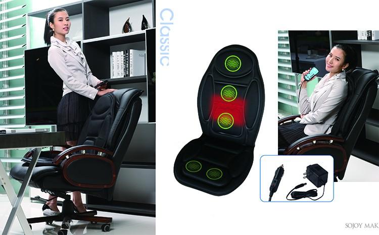 Electric Car Seat Kneading Massage Cushion Buy Massage