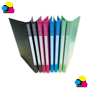 Lever Arch File, 100% Recycled, A4, Assorted Colors