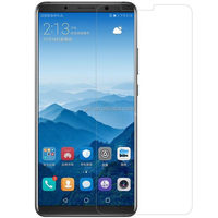 9H Hardness 2.5D HD Clear Tempered Glass Screen Protector Film Guard for Huawei Mate 10 Pro