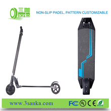Folding 2 wheel hoverboard smart balance bike with samsung battery