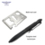 Emergency Survival Kit 9 in 1 with tactical pen, Fire Starter, Whistle for outdoor camping hiking