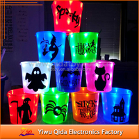 Kid Personalized Light Up Halloween Bucket with handle wholesale