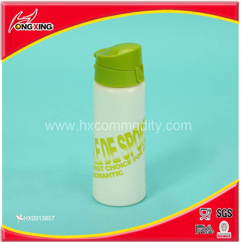 Plastic pp customized promo water bottles from Guangdong suppliers