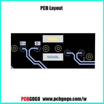 Printed Circuit Board Layout And Design Service Pcbgogo Pcb Layout ...
