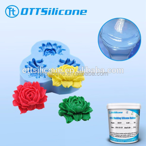 RTV2 Liquid Silicone Rubber Raw Materials, rtv liquid silicone rubber for mould
