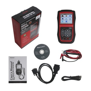 2016 New Arrival Best Quality Original Autel AutoLink AL439 OBDII/CAN And Electrical Test Tool