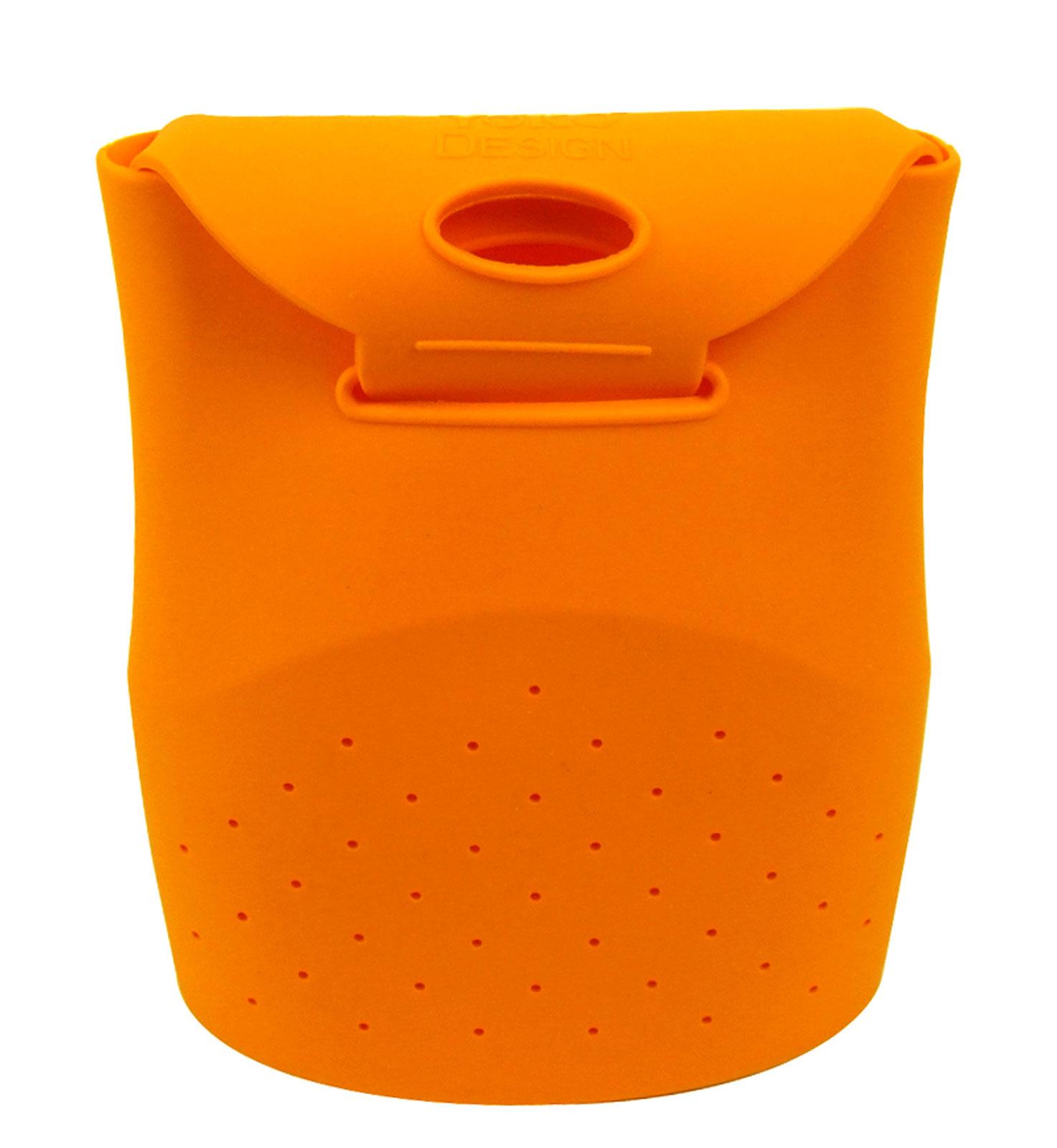 silikon mikrowelle tasche, küche silikon orange kochbeutel reis ... - Silikon Küche