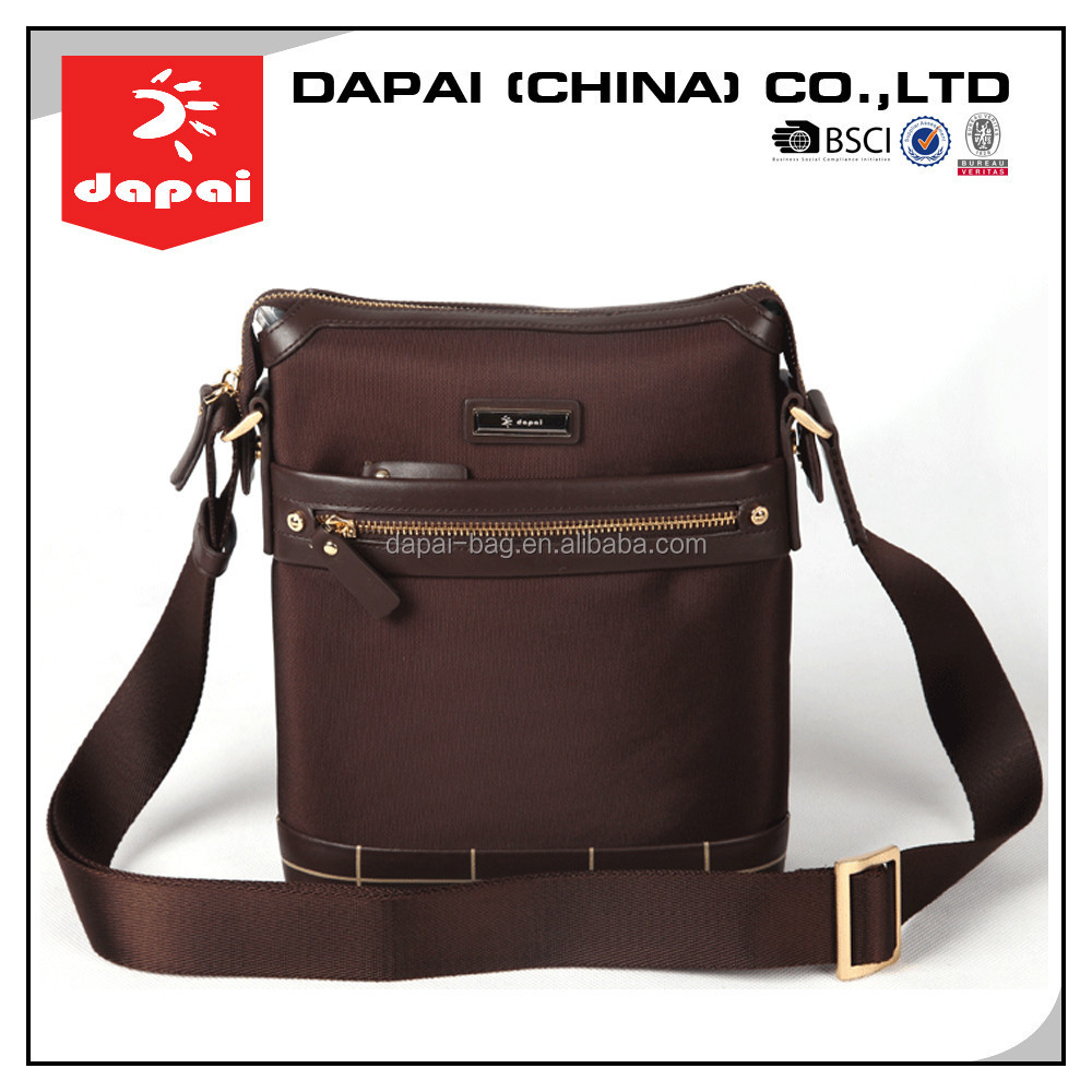 stock bag ! Quanzhou dapai travel cross body bag Custom cheap UV color changing messenger bag