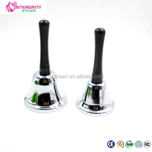 Factory price hand bells latest trend metal craft bells