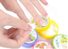 1 set 32 pieces inside high speed capacity of oily fruit washing unloading nail polish Remover