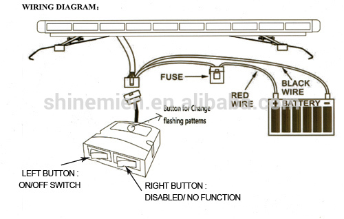 34 Strobe Light Wiring Diagram