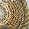 5-80mm Sisal Rope Sisal Cordage Natural/ White for Marine , Oilfield, Pilot Ladder and Pets