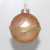 Wholesale Christmas Craft Supplies Hollow Glass Christmas Ornaments Glass Ball For Decorations