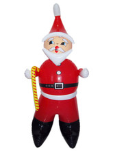 2017 item christmas decoration inflatable santa claus