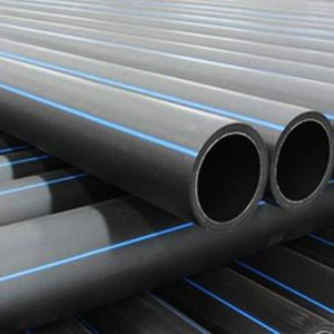 High Flexibility DN 25 DN500 PE Pipe for Water Supply