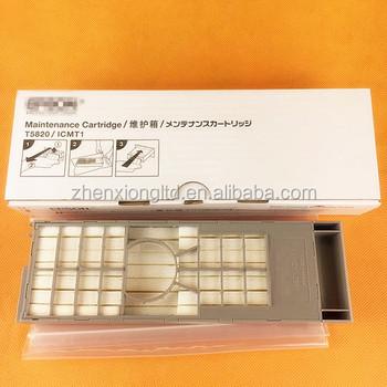 Surecolor P800 P807 P808 Maintenance Tank For Epson Printer - Buy Surecolor  P808 Printer Maintenance Tank,Surecolor P807 Printer Maintenance