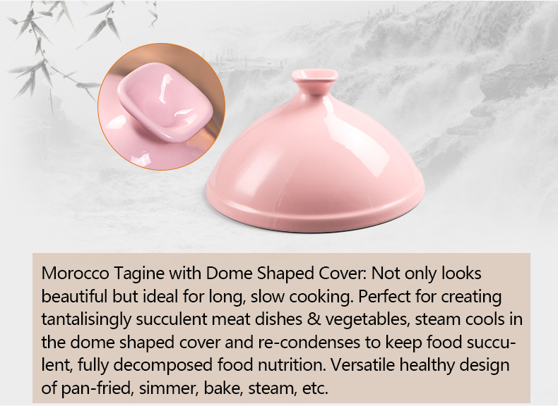 NEW White Ceramic Tagine Dishes 2 sizes QTY 180