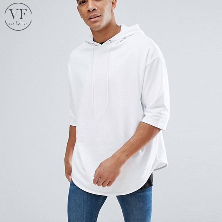 Short Sleeve Distressed Hoodie, Short Sleeve Distressed Hoodie Suppliers  and Manufacturers at Alibaba.com