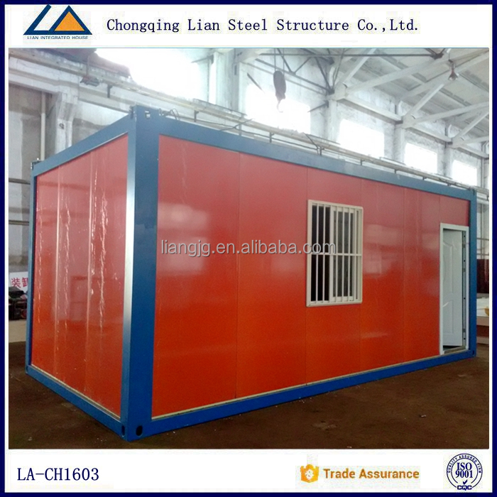 Movable Prebuild Container Shop Coffee Shop