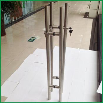 American Cylinder Glass Door Control Pull Handle Lock Buy Glass