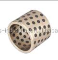 JDB brass oil field lubricant bush bearing,bronze rotating bearing bush crane hinge