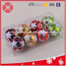 <span class=keywords><strong>Neue</strong></span> produkte Weihnachten Kunststoff Ball Ornamente