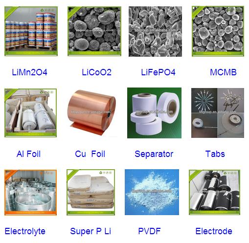 Lithium Ion Battery Binder La133 Aqueous Binder/ Pvdf/ Sbr