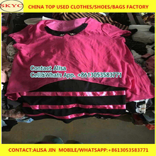 Used clothe for women Dongguan factory directly supply