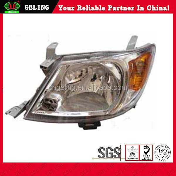 Auto parts For Toyota Vigo 2004-2008 head lamp depo:212-11G9