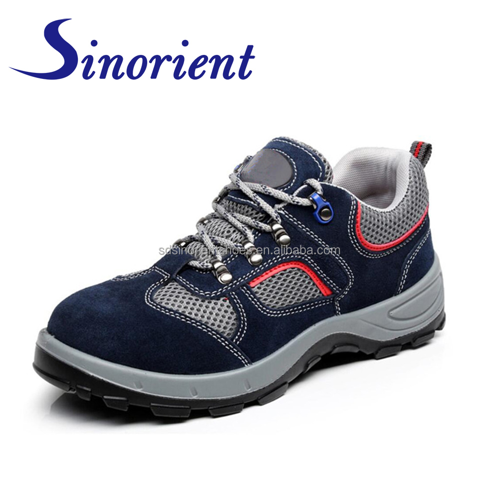 CE S1P Standard Formal Dockers Fancy Safety Shoes Liquidation safety boots steel toe RS8139D