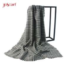 Pure scottish cashmere feel scarf scarves for women