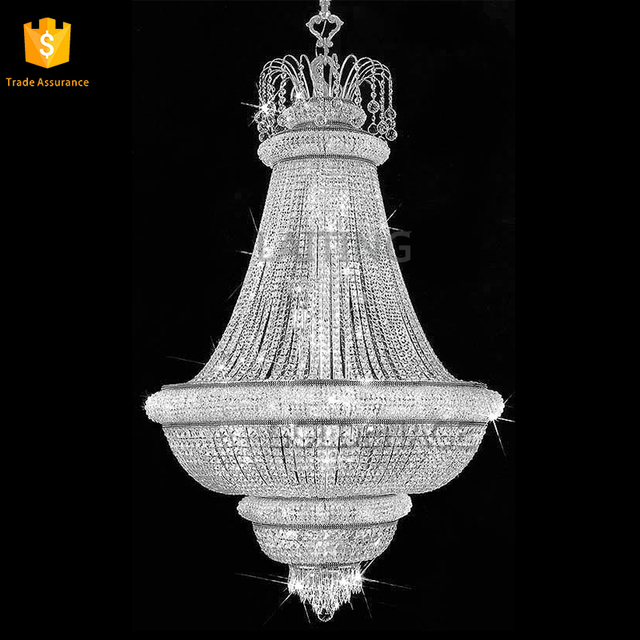 Buy cheap china crystal hanging chandelier products find china luxury crystal hanging chandelier pendant lamps big modern light chrome aloadofball Image collections
