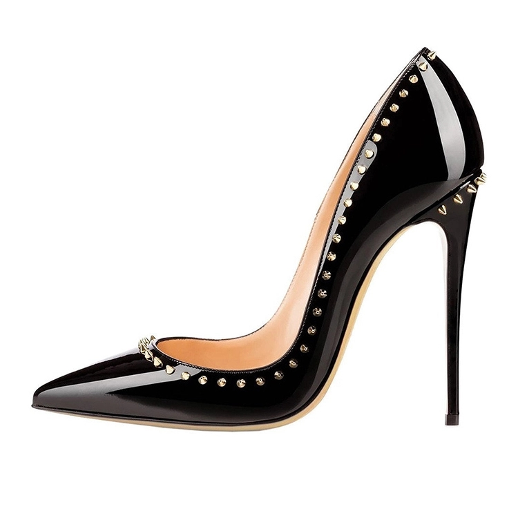 3ff967f2c20a China shoes high heel genuine leather wholesale 🇨🇳 - Alibaba