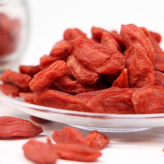 Experienced popular female healthy dried fruit organic goji berry black tea - 4uTea   4uTea.com