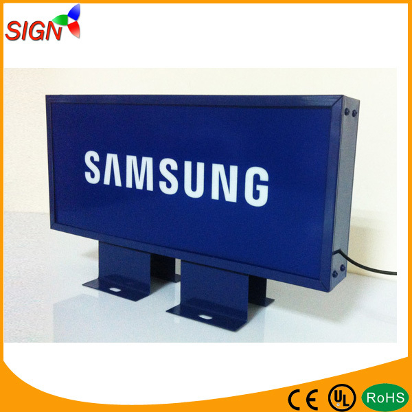 Logo Singage Vacuum Formed Light Box Wall Hanging Famous Brand ...