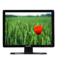 Large Square 19 inch LCD/LED Monitor With HD Input For Computer Display