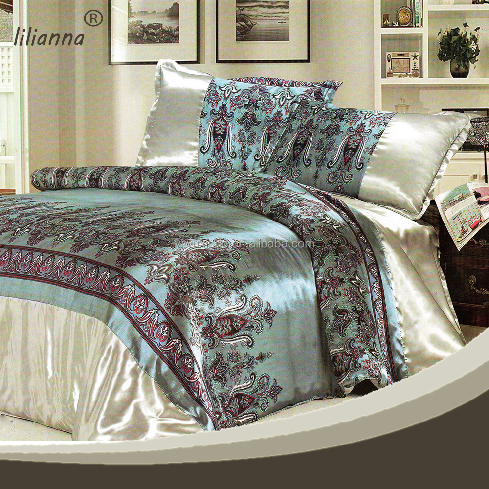 bed silk comforters mulberry sets sheets pandasilk com banner pillowcases fabric bedding